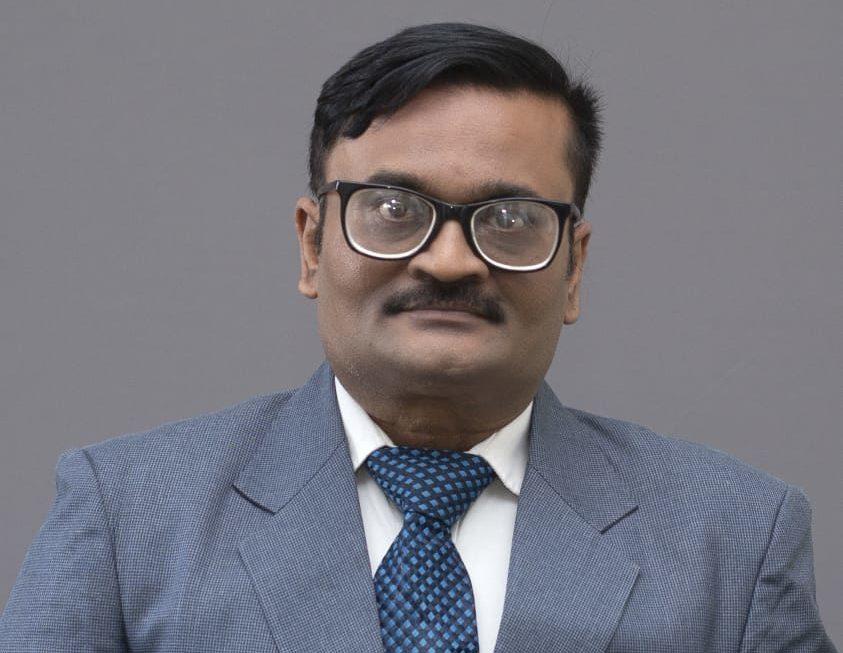 Dr. VIKASH S. PATEL